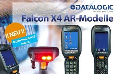 NEU: Datalogic stellt den neuen Falcon X4 Mobil Computer vor