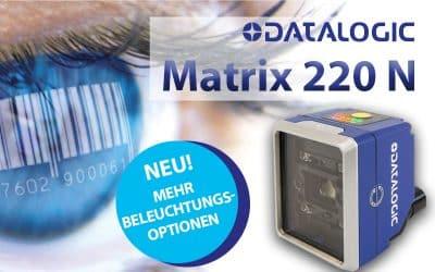 NEU: Matrix 220 N  das neue Modell von Datalogic
