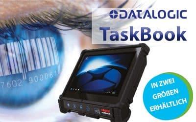 NEU: TaskBook –  industriell und doch ergonomisch.