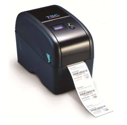TTP-225 Serie, 225, Drucker, Thermotransfer-Etikettendrucker, Desktop Thermotransfer Etikettendrucker, TSC