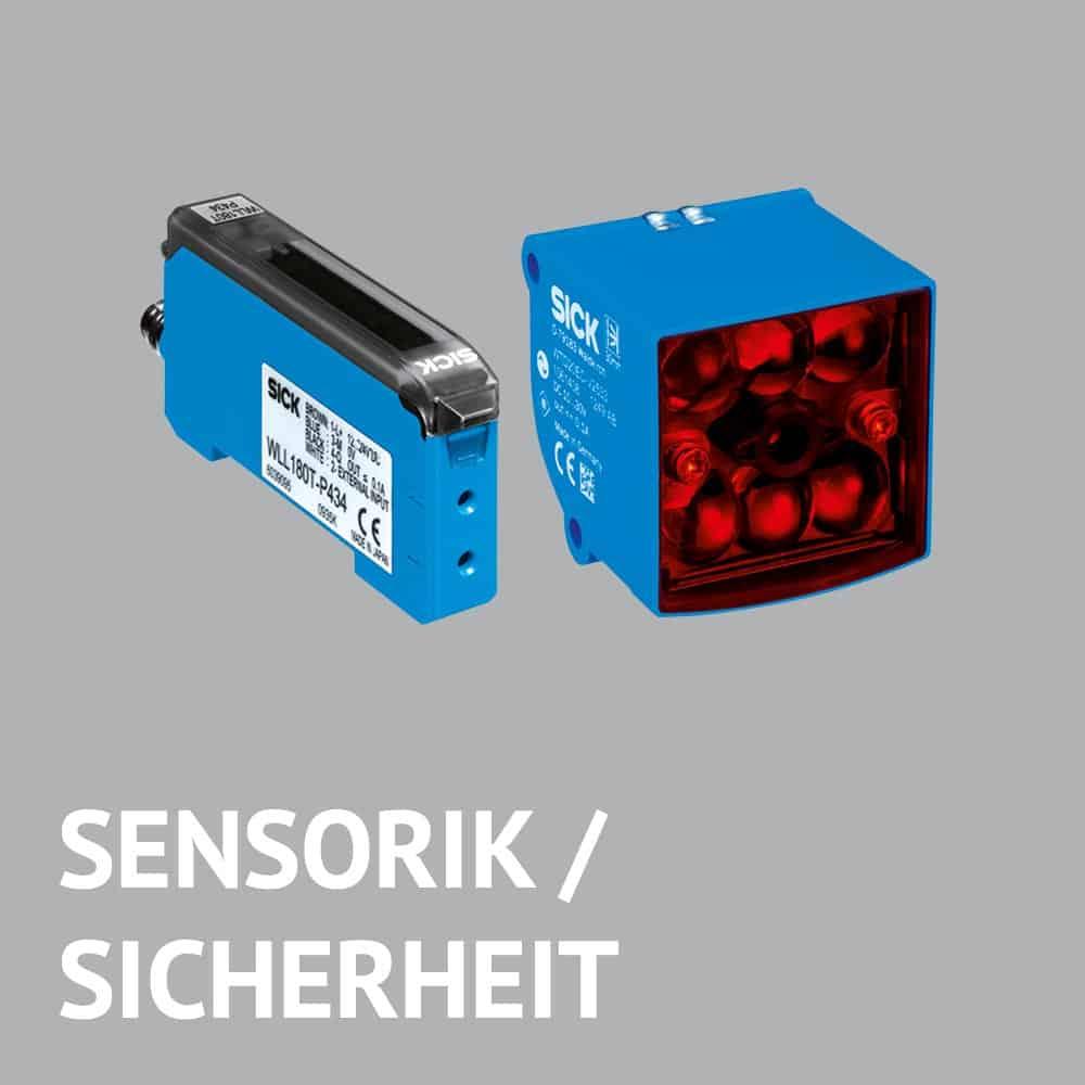 SENSORIK / SICHERHEIT