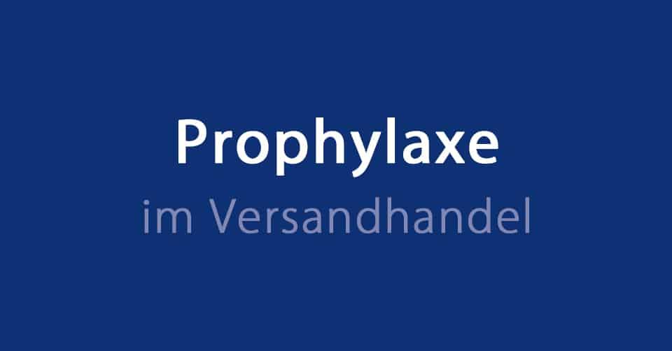 Hoffmann | Success Stories | Prophylaxe im Versandhandel